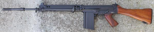 Das FN-Gewehr